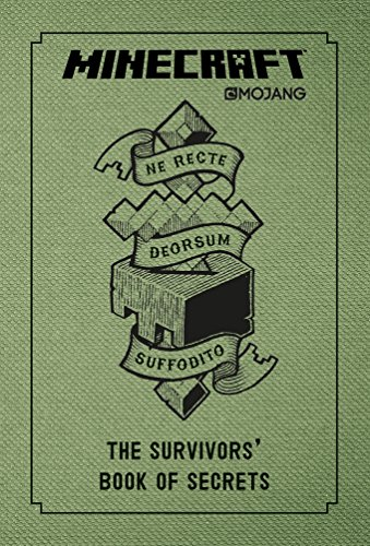 Minecraft: The Survivors' Book of Secrets: An Official Minecraft Book from Mojang by Mojang AB