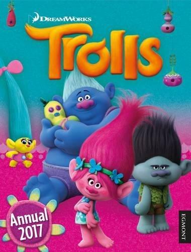 Trolls Annual 2017 by Egmont UK Ltd