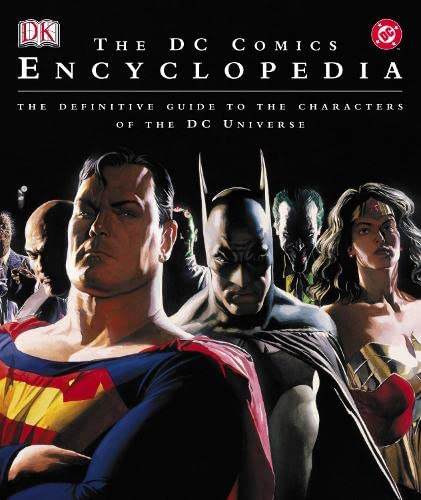 The DC Comics Encyclopedia by Scott Beatty