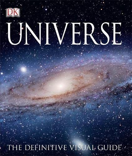 Universe: The Definitive Visual Guide by