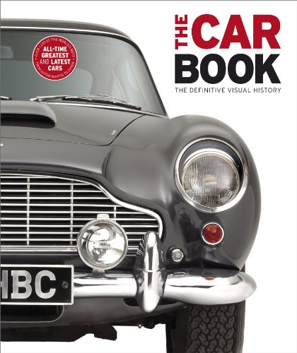 The Car Book by DK