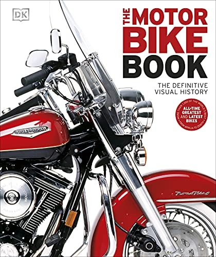 The Motorbike Book by DK