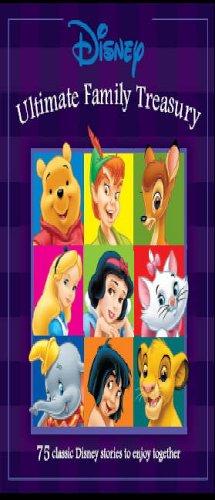 Disney Mega Treasury: Ultimate Family Treasury by