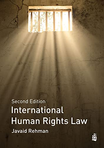 International Human Rights Law by Javaid Rehman