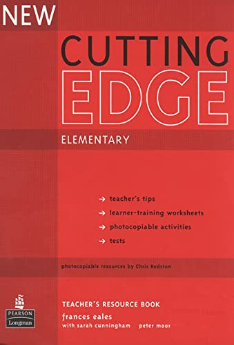 New Cutting Edge Elementary Teachers Book and Test Master CD-ROM Pack by Frances Eales