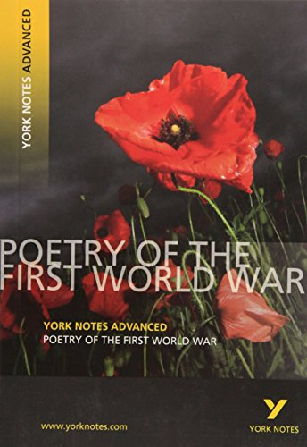 Poetry of the First World War by