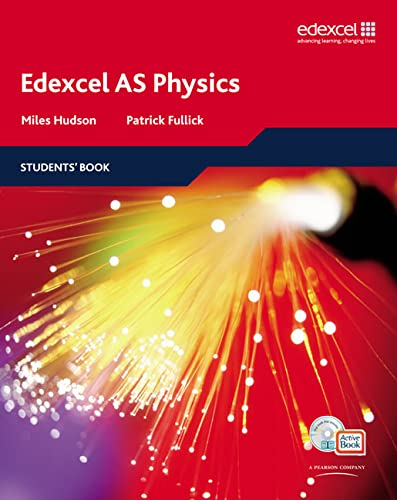 Edexcel A Level Science: AS Physics: Students' Book with ActiveBook by Miles Hudson