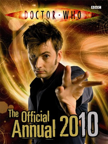 The Official Doctor Who Annual: 2010 by BBC