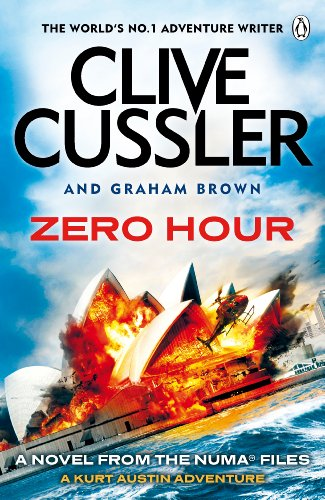 Zero Hour: NUMA Files #11 by Clive Cussler
