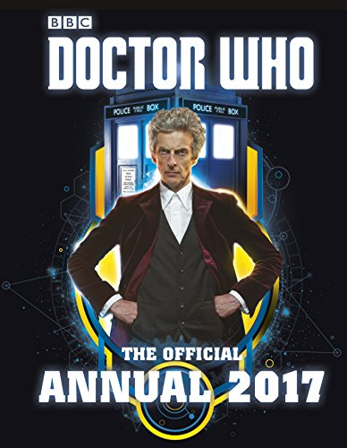 Doctor Who: The Official Annual 2017 by