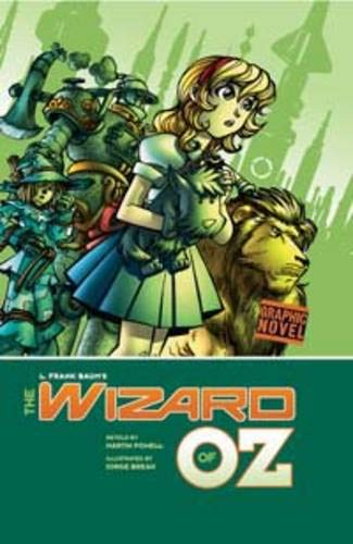 The Wizard of Oz (Graphic Revolve)