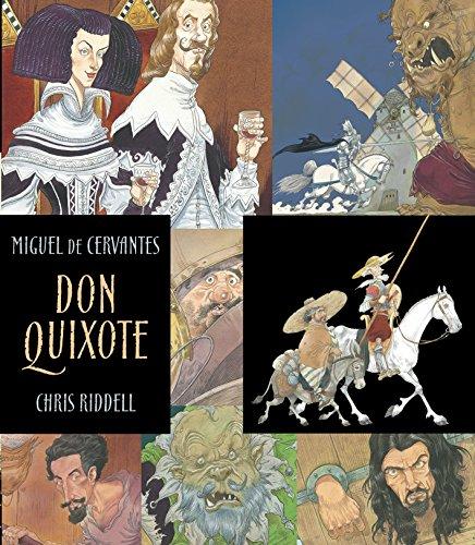 Don Quixote (Walker Illustrated Classics)