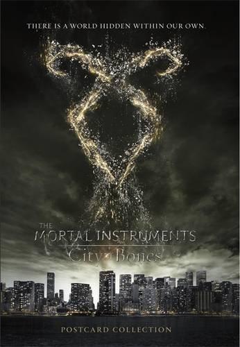 City of Bones - Movie postcards by