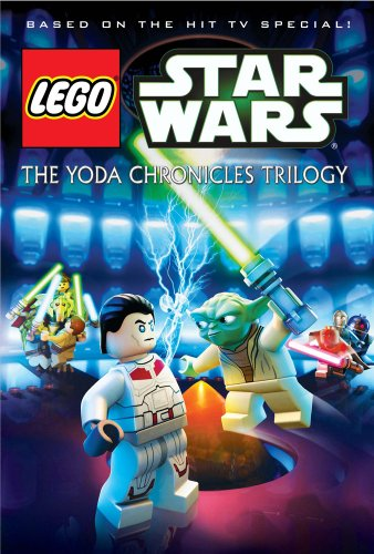 Lego Star Wars: the Yoda Chronicles Trilogy by Ace Landers