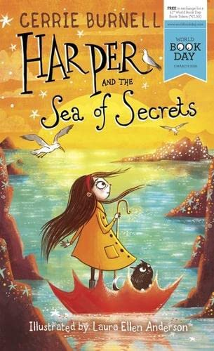 Harper and the Sea of Secrets - World Book Day 2016 by Cerrie Burnell