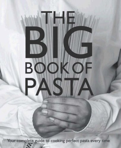 Big Book of Pasta by