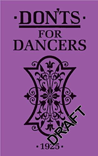 Don'ts for Dancers by Karsinova