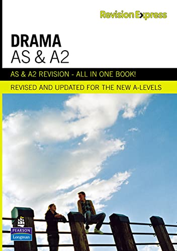 Revision Express AS and A2 Drama by Melissa Jones