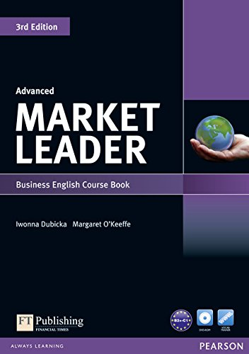 Market Leader Advanced Coursebook by Iwona Dubicka