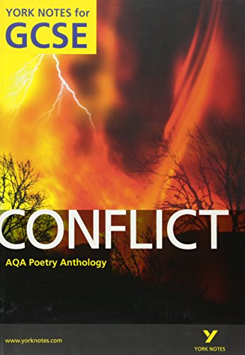AQA Anthology: Conflict A4 GCSE by Michael Duffy