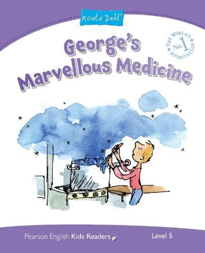 George's Marvellous Medicine: Level 5 by Andrew Hopkins