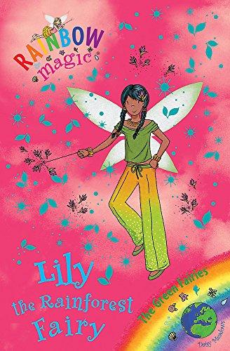 Lily the Rainforest Fairy by Daisy Meadows