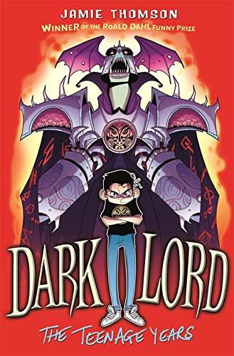 The Teenage Years by Jamie Thomson