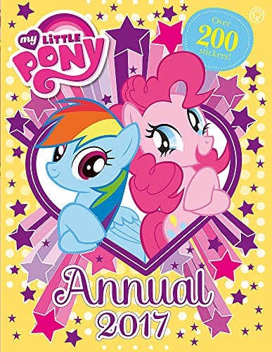 Annual: 2017 by My Little Pony