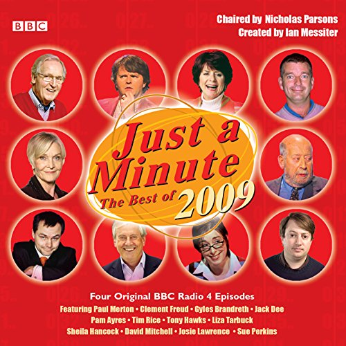 """Just a Minute"": The Best of 2009 by Ian Messiter"