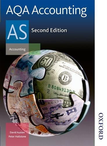 AQA Accounting AS by David Austen