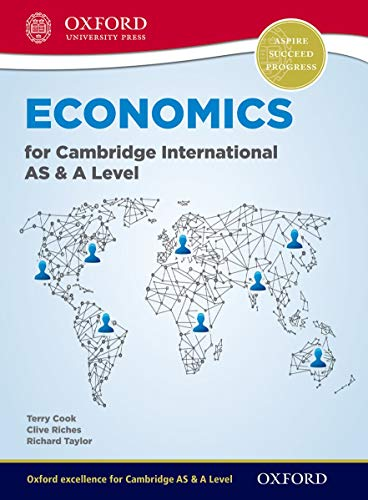 Economics for Cambridge International AS and A Level by Terry L. Cook
