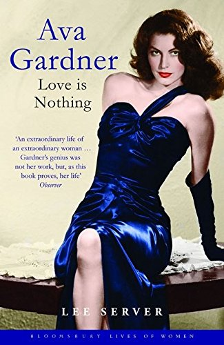 Ava Gardner by Lee Server