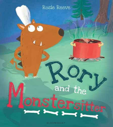 Rory and the Monstersitter by Rosie Reeve