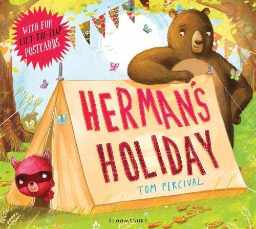 Herman's Holiday by Tom Percival