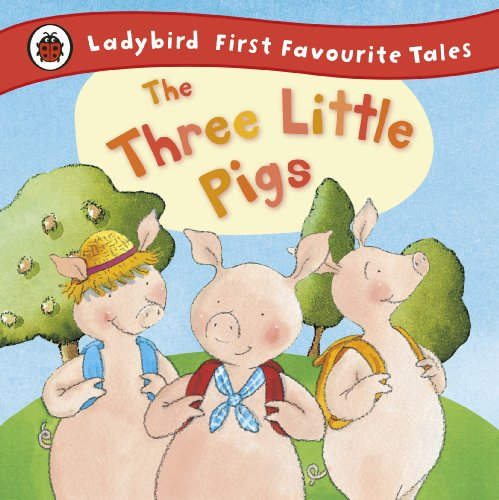 The Three Little Pigs by Nicola Baxter