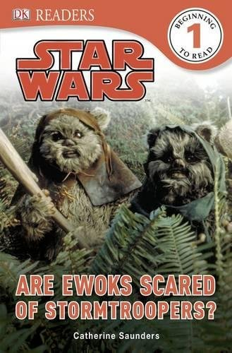 Star Wars are Ewoks Scared of Stormtroopers? by Catherine Saunders