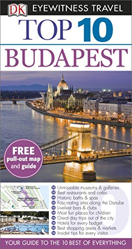 Budapest by DK