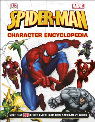 Spider-Man Character Encyclopedia by