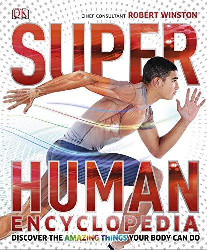 SuperHuman Encyclopedia by