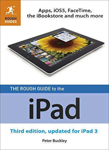 The Rough Guide to the iPad by Peter Buckley