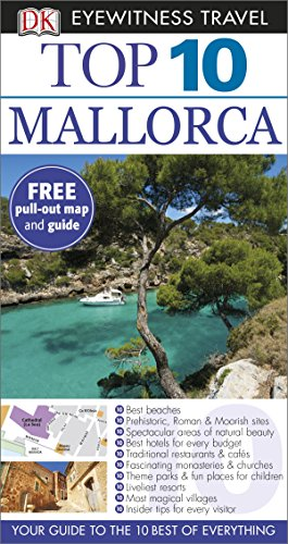 DK Eyewitness Top 10 Travel Guide: Mallorca by DK