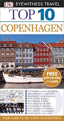 DK Eyewitness Top 10 Travel Guide: Copenhagen by DK