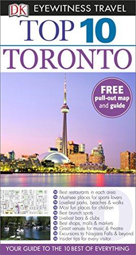 DK Eyewitness Top 10 Travel Guide: Toronto by Barbara Hopkinson