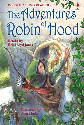 Adventures of Robin Hood by Rob Lloyd Jones