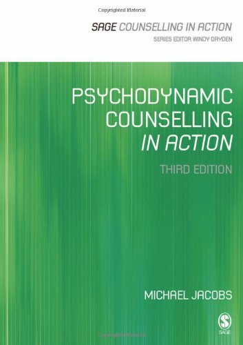 Psychodynamic Counselling in Action by Michael Jacobs