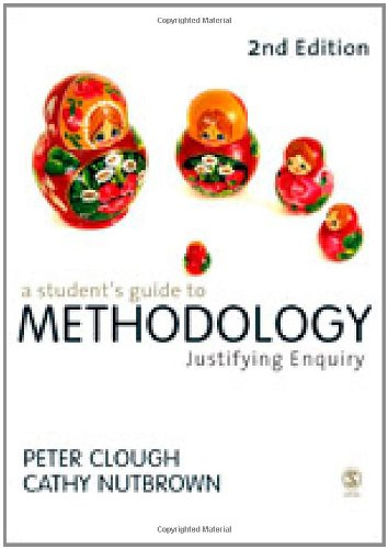 A Student's Guide to Methodology by Peter Clough