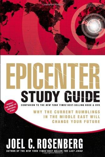 Epicenter by Joel C Rosenberg