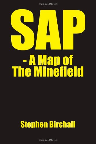 SAP - A Map of The Minefield by Stephen Birchall