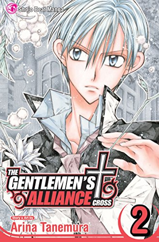 The Gentlemen's Alliance +, Vol. 2 by Arina Tanemura