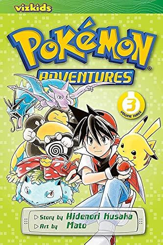 Pokemon Adventures, Vol. 3 (2nd Edition) by Hidenori Kusaka